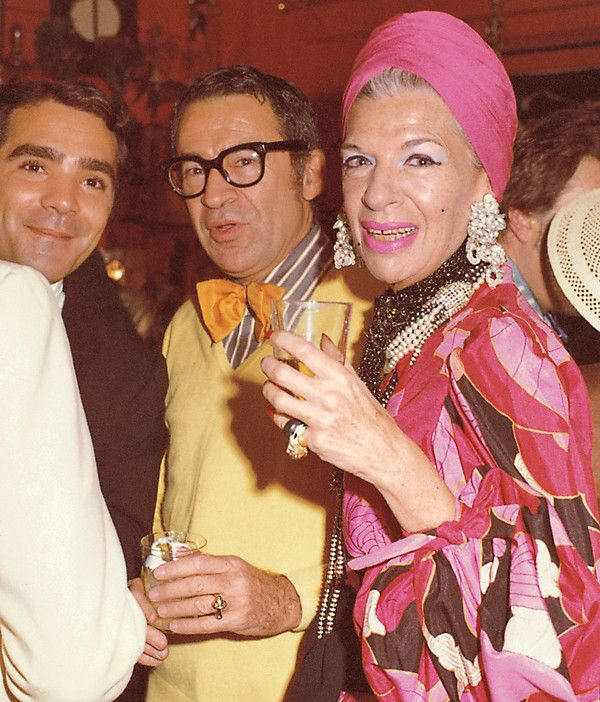 """#IrisApfel on collecting over the years: """"We got to a point where my husband said, 'We don't have any more room; you can't go to the Paris flea market.' So I thought, I'll go, but I won't buy furniture; I'll buy jewelry."""""""