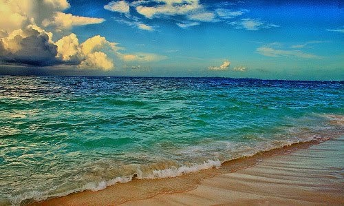 Gorgeous beach #beach with <3 from JDzigner www.jdzigner.com