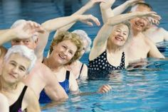 Water Aerobics Exercises for Seniors