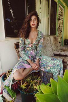 Love this dress #boho