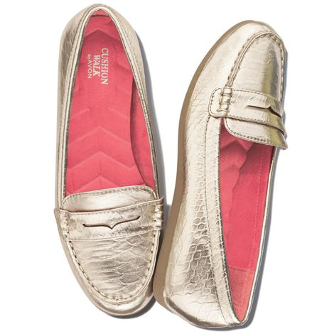You will love this product from Avon: Cushion Walk® Textured Loafer reg.  $34.99