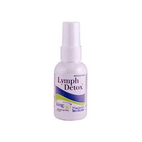 King Bio Homeopathic Lymph Detox (1x2 Fl Oz)