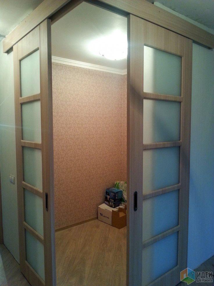 Раздвижные двери, двери для гардеробной