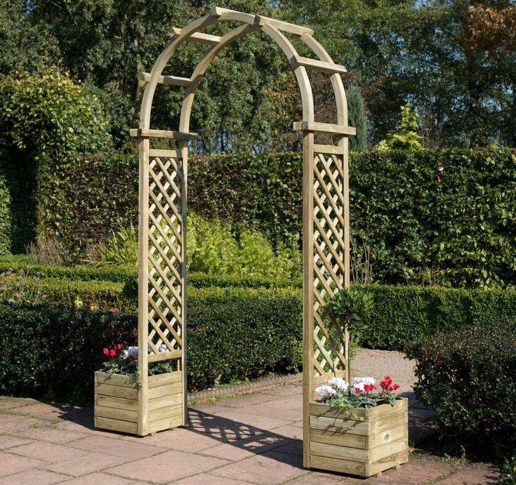 45 Best Garden Arches Images On Pinterest 400 x 300