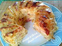 i-rena: ...γρήγορο και αγαπημένο φαγητό... Ζυμαρικά στη φό...