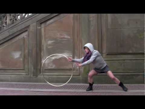 AMAZING isolations. Took me forever to realize it was a guy hooping. awesome dancer