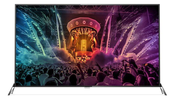 Soldes Téléviseur Darty, achat TV LED Philips 65PUS6121 4K UHD prix Soldes Darty 999.00 € TTC au lieu de 1 499 €.