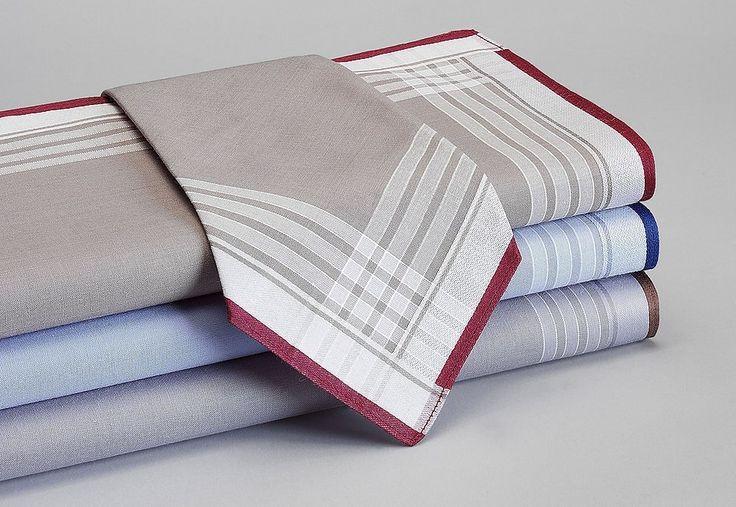 Носовые платки легче стирать в соленой воде