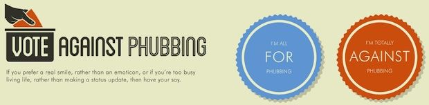 """Do you know what """"phubbing"""" is?"""