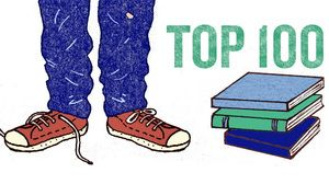 NPR's Top 100 Young Adult Novels. Some old favorites, some new books to take out of the library. I will always love YA novels even though I am 42.
