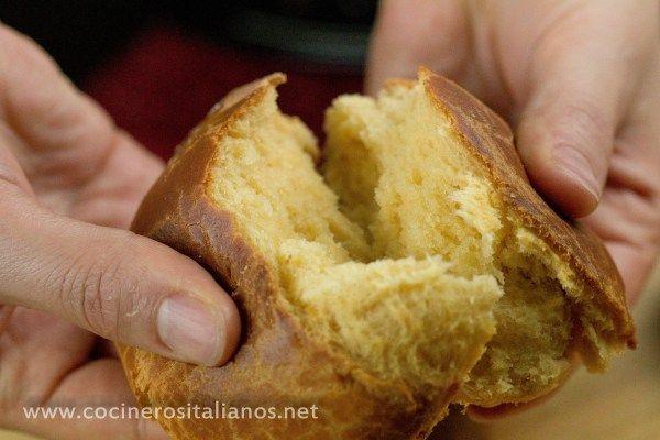 Como hacer Pan Brioche Casero Siciliano (Original)