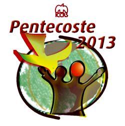 La veglia di Pentecoste tenuta da papa Francesco a Roma ha raccolto 200 mila fedeli. Sui quali impazza il business degli stampati abusivi