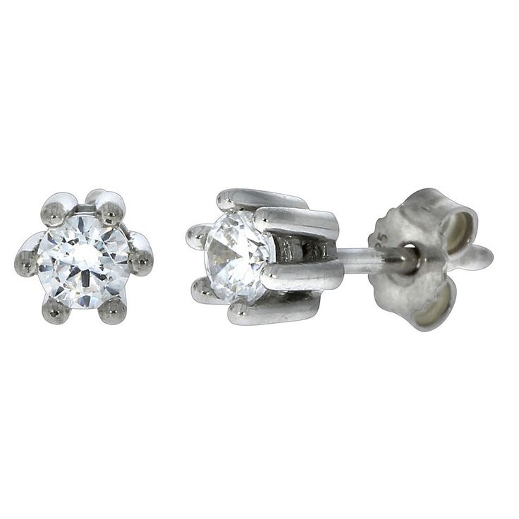 Firetti Ohrstecker »925/- Sterling Silber rhodiniert Zirkonia« Jetzt bestellen unter: https://mode.ladendirekt.de/damen/schmuck/ohrringe/ohrstecker/?uid=0e269485-f77d-5459-95f8-0dbd16856041&utm_source=pinterest&utm_medium=pin&utm_campaign=boards #schmuck #ohrringe #ohrstecker #ohrschmuck