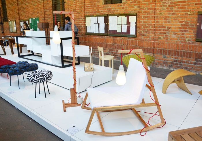 FUORISALONE 2015: UNIVERSITA' STATALE E DINTORNI Fuorisalone 2015 - Milan Design Week - ©Gucki.it