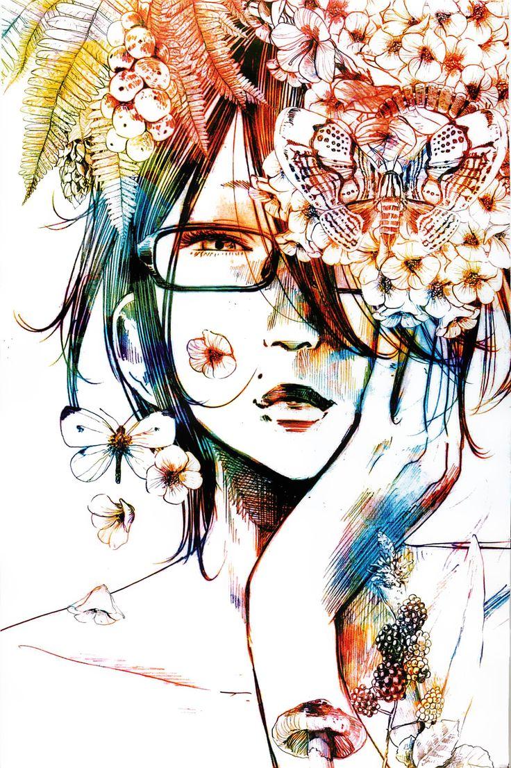 1000+ images about Goodnight Punpun on Pinterest | Oyasumi punpun ...