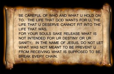 Break every chain.   * *Bible- Quotes* *   Pinterest