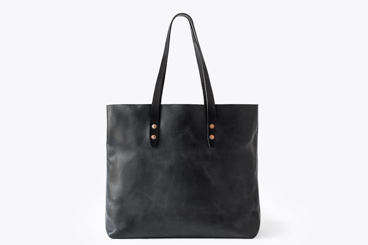 The Vintage Tote Bag - Black from Whipping Post
