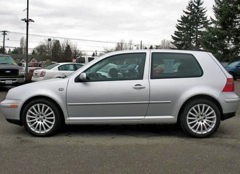 Cheap Hatchback Volkswagen GTI '04  — $8995