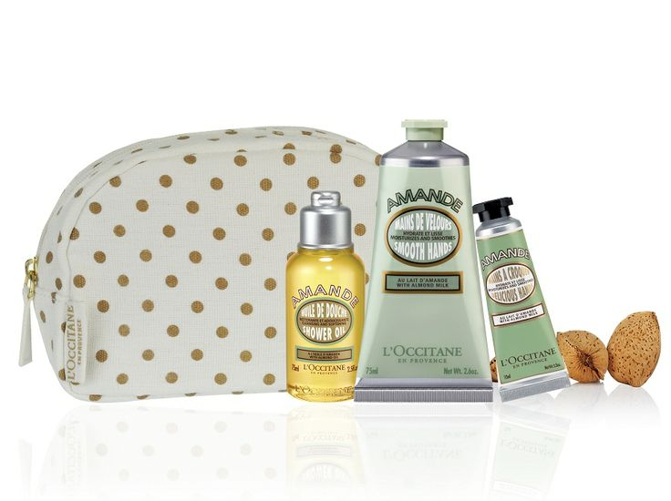 Almond Smooth Hands Set from L'Occitane (#B2-33)