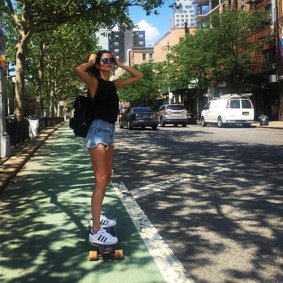 How To Wear Sneakers Like A Supermodel