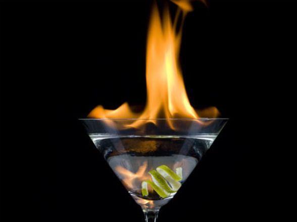 1000 images about flaming cocktails on pinterest vinyls work surface and on light. Black Bedroom Furniture Sets. Home Design Ideas