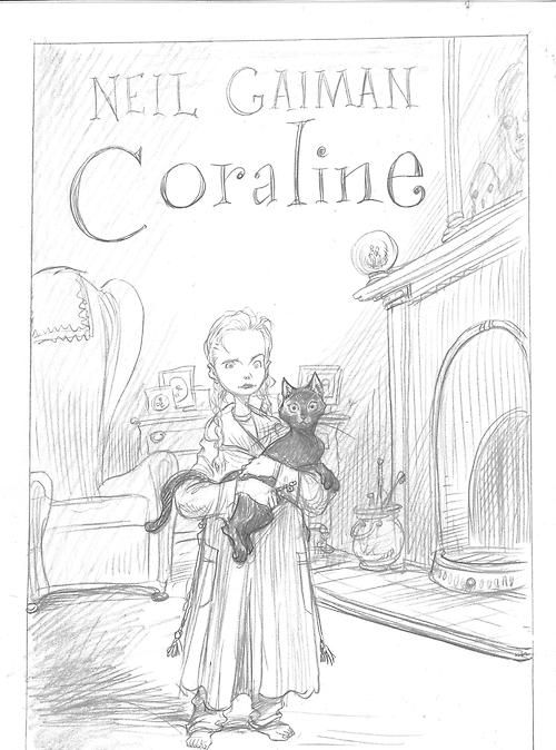meet the author neil gaiman coraline