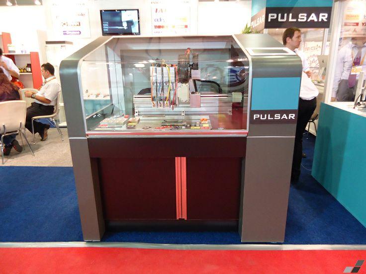Pulsar Robotik PVC Robot Kabini