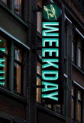 Daniel Jirblad - weekday