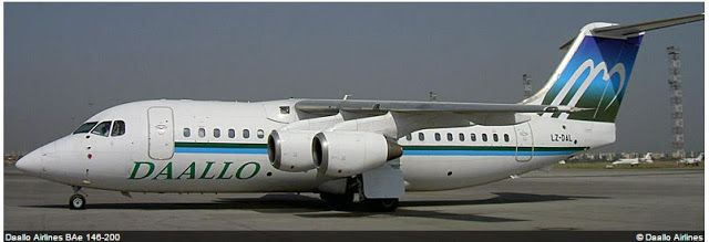 Medeshi News : Djibouti's Daallo Airlines eyes ATR72s for Somali flights