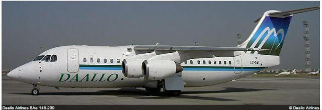 Medeshi News : Djibouti's Daallo Airlines eyes ATR72s for Somali flights