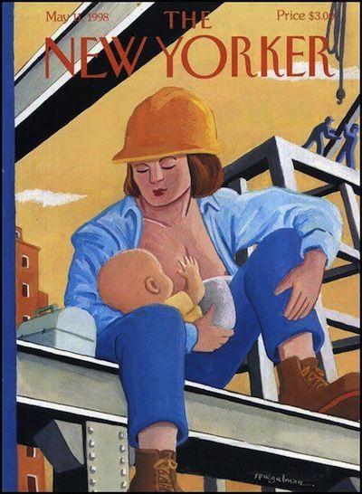 Marvelous Kiddo: spiegelman on breastfeeding