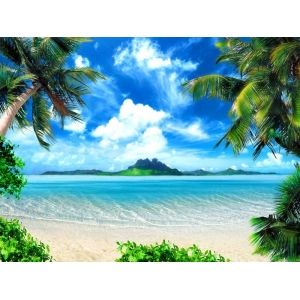 Fotomurales de Paisajes de Playas, Fotomural de Playas Paradisiacas Dream