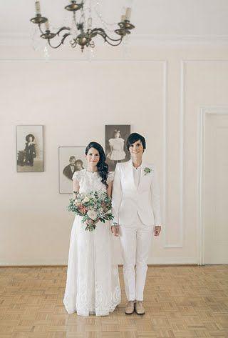 Same-Sex Wedding Photography | Brides.com