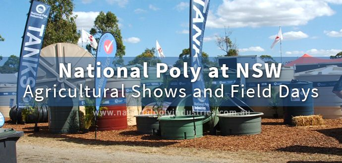 National Poly at NSW: Agricultural Shows and Field Days