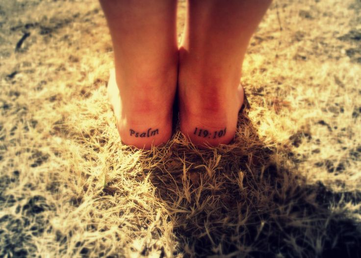 Awesome blog post about her tattoo...and I love the location, too!