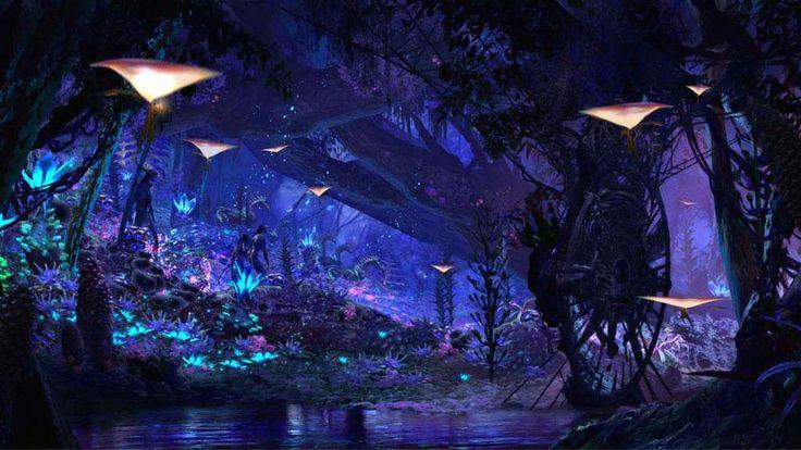 The Lastest on Pandora The World of Avatar