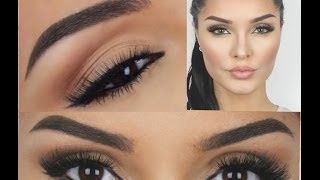 dipbrow pomade tutorial - YouTube