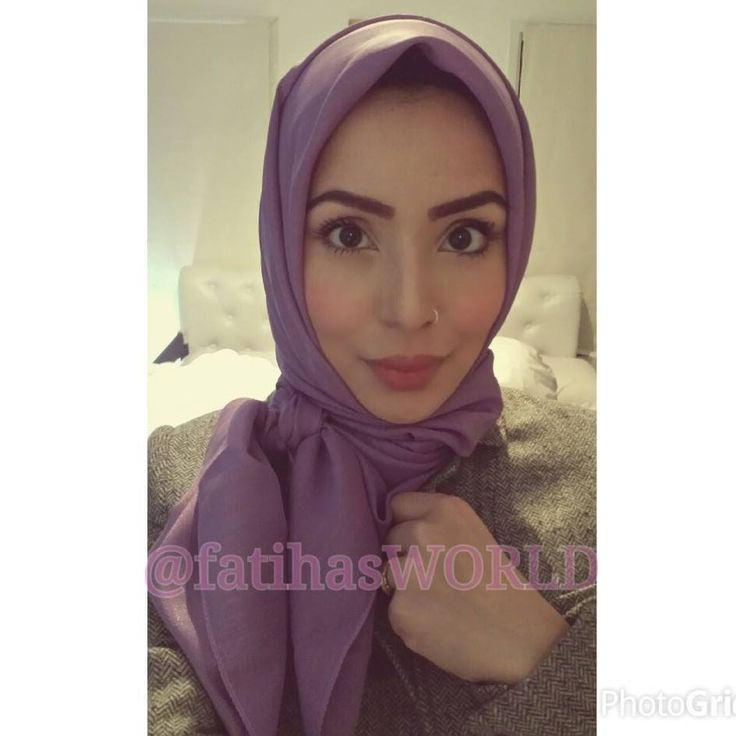 How to style your Saif Modesty Scarf: Square Turkish Style Scarves 3 Eas...