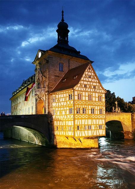 Bamberg (by Graham Fellows)