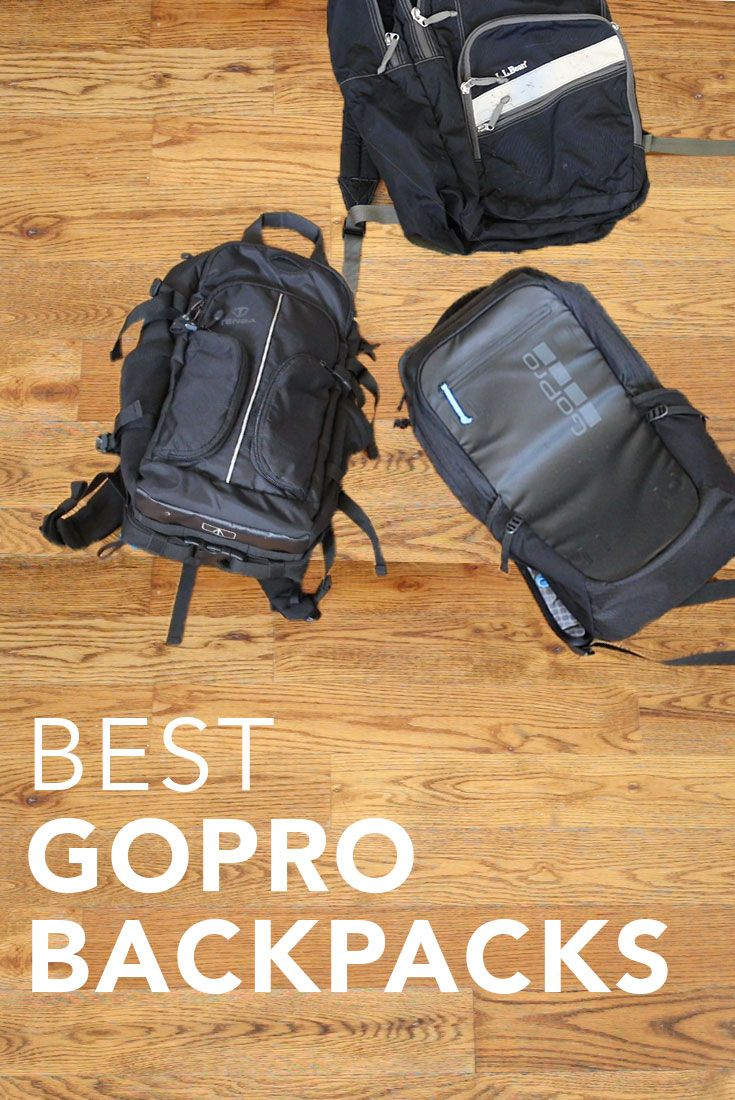 Which one is best? GoPro Backpack - Seeker Review vs Tenba's 14L action pack... they're both quality-made but you might be surprised with this.