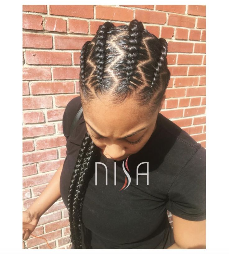 Flawless! by @nisaraye - http://community.blackhairinformation.com/hairstyle-gallery/braids-twists/flawless-by-nisaraye/