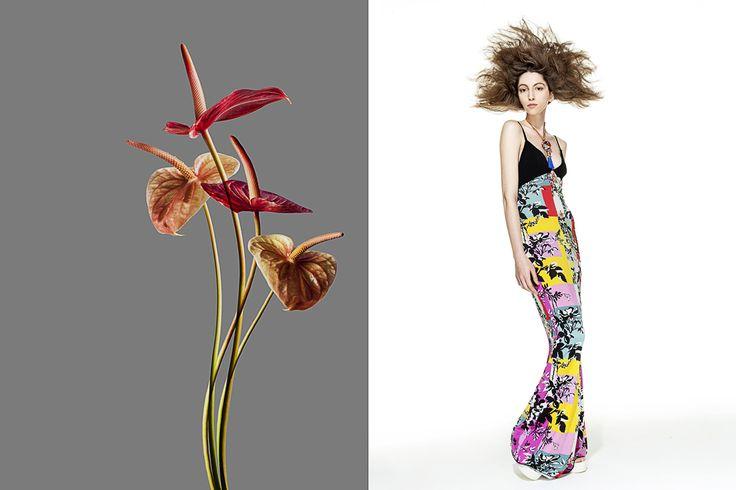 Blossom Show | MISHMASH Fashion Magazine editorial | PH. Piero Gemelli.