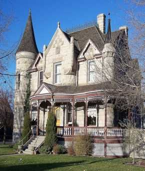 Queen Anne Mansions For Sale