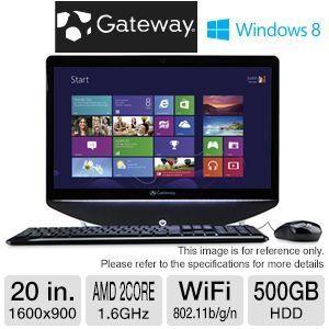 Gateway One ZX4250G-UW308
