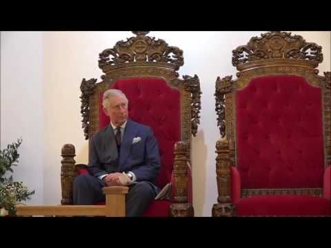 Prince of Wales attended the consecration of the new St Thomas Cathedral Syriac Orthodox Church