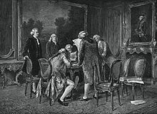 "The Treaty of Paris, signed on September 3, 1783, ended the American Revolutionary War between Great Britain on one side and the United States of America and its allies on the other. The other combatant nations, France, Spain and the Dutch Republic had separate agreements; for details of these, and the negotiations which produced all four treaties, see Peace of Paris (1783). Its territorial provisions were ""exceedingly generous"" to the United States in terms of enlarged boundaries."