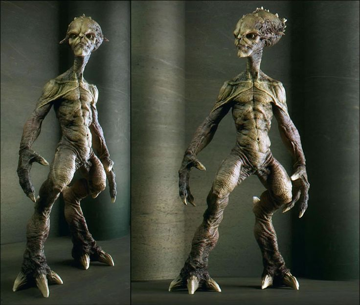 1000 images about humanoid creatures on pinterest for Createur 3d