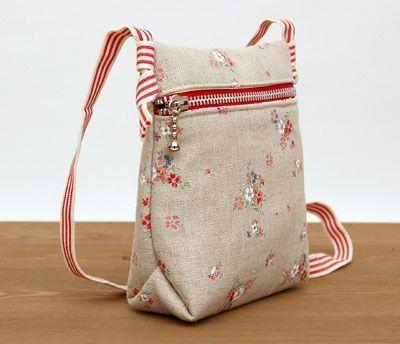 Kid-sized Messenger Bag ~ DIY Tutorial Ideas!