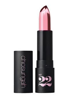 Chosungah22 Flavorful Lipstick Review | These new Korean lip balms are arguably the most sophisticated balms in the world. #refinery29 http://www.refinery29.com/chosungah22-flavorful-lipstick-review