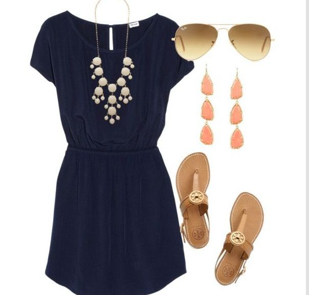 I'm not normally a dress person but cute!
